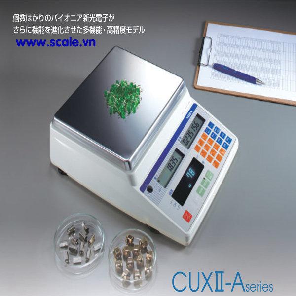 Cân đếm CUX II