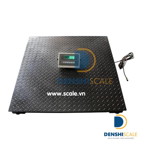 Cân sàn điện tử 3 tấn