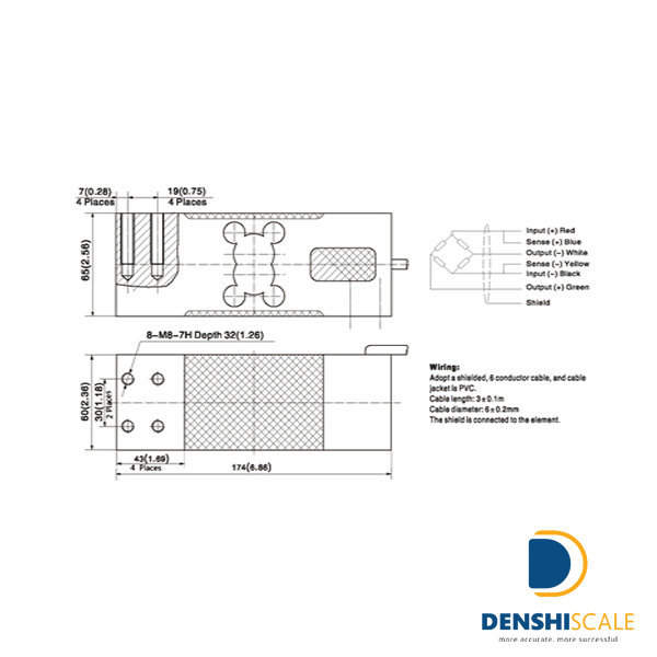 Loadcell L6G